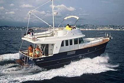 Beneteau Trawler 42 (code:PLA 630) - Split - Charter boten Kroatië