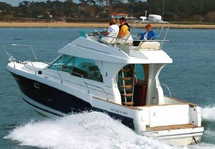 Beneteau Antares 9,80 (code:PLA 635) - Split - Charter plavidlá Chorvátsko