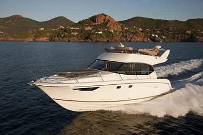 Jeanneau Prestige 400 (code:PLA 639) - Split - Charter plovila Hrvatska