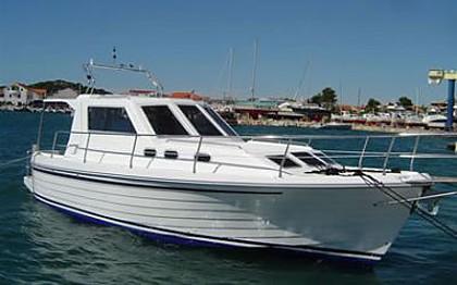 Adria 1002 (code:PLA 643) - Sukošan - Charter plavidlá Chorvátsko