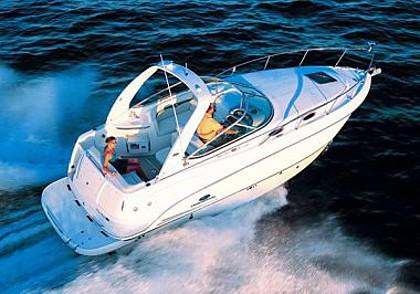 Chaparral 280 (code:PLA 644) - Kastel Gomilica - Charter boten Kroatië