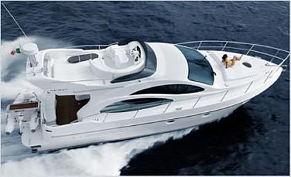 Azimut 42 (code:PLA 654) - Seget Donji - Charter Boote Kroatien