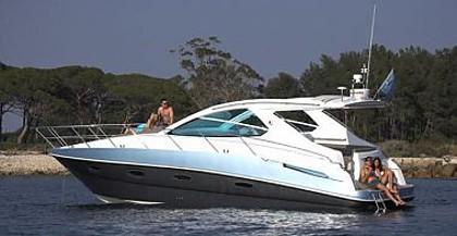 Sealine SC 38 (code:PLA 656) - Seget Donji - Charter boten Kroatië
