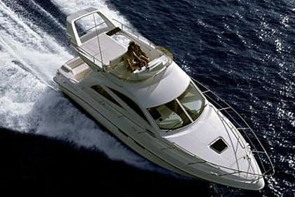 Sealine F 34 (code:PLA 659) - Seget Donji - Charter Boote Kroatien