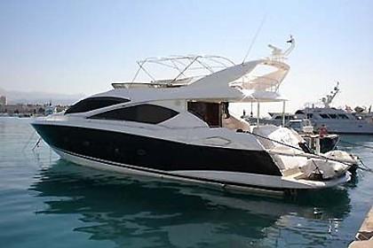 Sunseeker Yacht 75 (code:PLA 665) - Каштель Гомилица - Чартер ХорватияХорватия