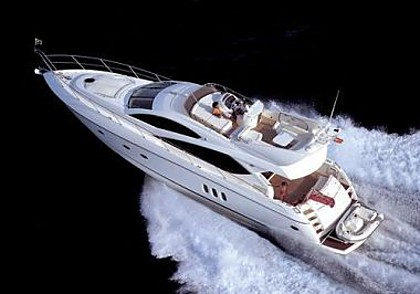 Sunseeker Manhattan 60 (code:PLA 668) - Kastel Gomilica - Charter boten Kroatië