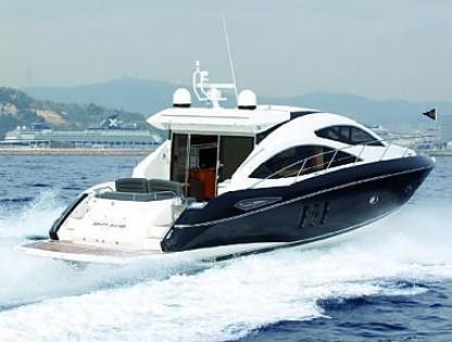Sunseeker Predator 52 (code:PLA 672) - Split - Charter Boote Kroatien