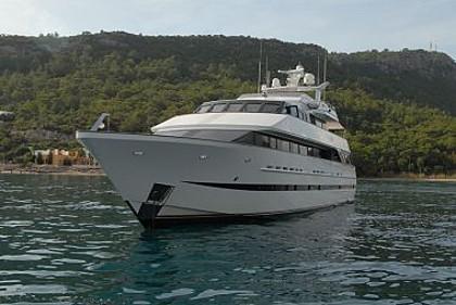 Heesen 41 (code:PLA 675) - Split - Charter hajókHorvátország
