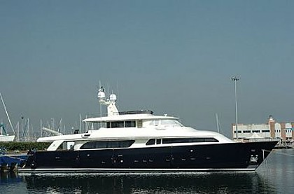 Ferretti Navetta 30 (code:PLA 676) - Split - Charter navi Croazia