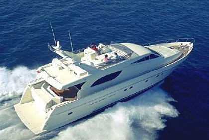 Ferretti 720 (code:PLA 678) - Split - Charter plavidlá Chorvátsko