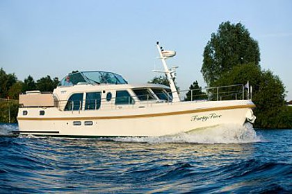 Linssen GS 45,9 AC (code:PLA 686) - Split - Charter boten Kroatië