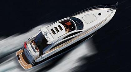 Sunseeker Predator 62 (code:PLA 696) - Split - Charter boten Kroatië