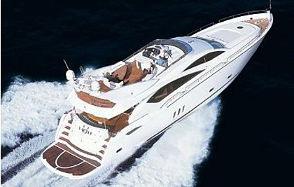 Sunseeker Yacht 82 (code:PLA 701) - Marina - Charter boten Kroatië