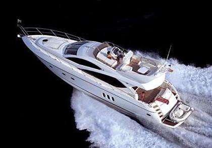 Sunseeker Manhattan 60 (code:PLA 703) - Split - Charter boten Kroatië