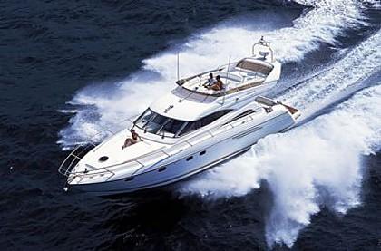 Princess 56 (code:PLA 705) - Split - Charter boten Kroatië