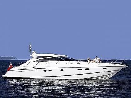Princess V 58 (code:PLA 710) - Split - Charter ships Croatia