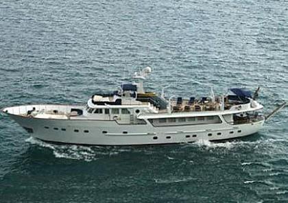 Benetti 109 (code:PLA 713) - Split - Charter boten Kroatië