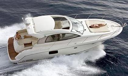 Jeanneau Prestige 38 Sport (code:PLA 714) - Split - Charter ships Croatia