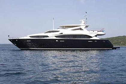 Sunseeker Yacht 34 M (code:PLA 716) - Split - Charter plovila Hrvatska