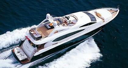 Sunseeker Yacht 86 (code:PLA 717) - Split - Charter hajókHorvátország