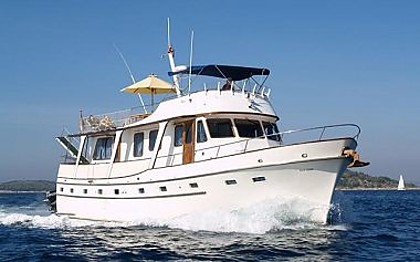 Cheoy Lee 55 (code:PLA 719) - Split - Charter boten Kroatië