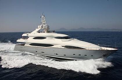 Ancona 130 (code:PLA 726) - Split - Charter navi Croazia