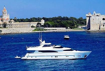 Horizont 97 (code:PLA 729) - Split - Charter embarcation Croatie