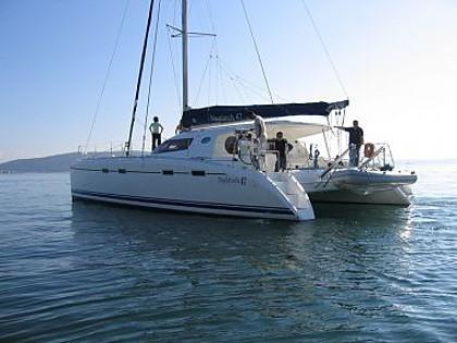 Nautitech 47 (code:PLA 739) - Split - Charter navi Croazia