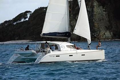 Nautitech 40 (code:PLA 741) - Split - Charter navi Croazia