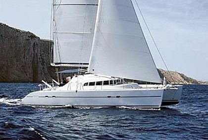 Lagoon 470 (code:PLA 744) - Trogir - Charter boten Kroatië