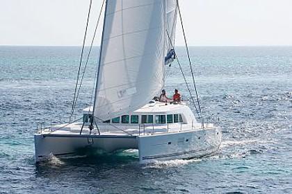 Lagoon 500 (code:PLA 748) - Split - Charter boten Kroatië
