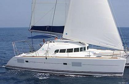 Lagoon 450 (code:PLA 750) - Split - Charter ships Croatia