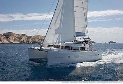 Lagoon 400 (code:PLA 754) - Split - Charter plovila Hrvatska