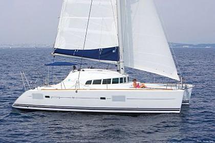 Lagoon 410 S2 (code:PLA 759) - Seget Donji - Charter ships Croatia