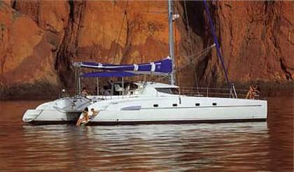 Fountaine Pajot Bahia 46 (code:PLA 775) - Trogir - Charter embarcation Croatie