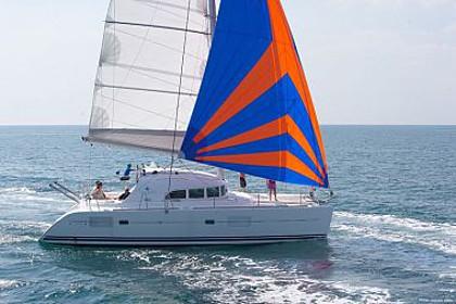 Lagoon 380 S2 (code:PLA 777) - Split - Charter hajókHorvátország