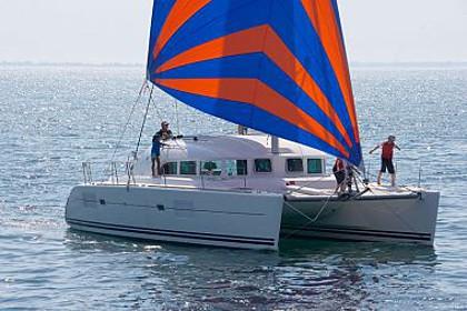 Lagoon 380 (code:PLA 781) - Krvavica - Charter boten Kroatië