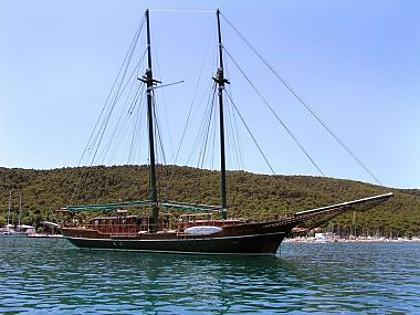 Libra (code:PLA 783) - Split - Charter boten Kroatië