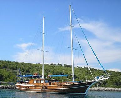 Atalanta (code:PLA 784) - Split - Charter Boote Kroatien