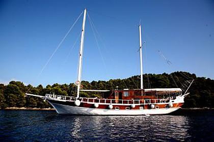 Atlantia (code:PLA 787) - Split - Charter boten Kroatië