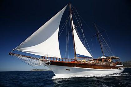 Linda (code:PLA 786) - Trogir - Czarter statki Chorwacja