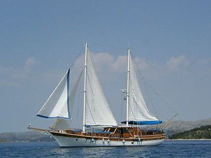 Andi (code:PLA 790) - Trogir - Charter ships Croatia