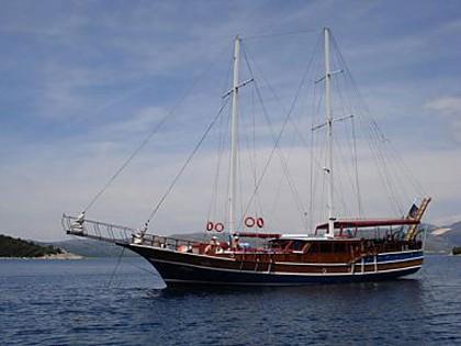 Jugo (code:PLA 797) - Trogir - Charter plovila Hrvaška