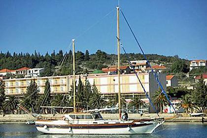 Hera (code:PLA 792) - Split - Charter boten Kroatië