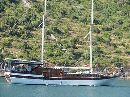 Bofor (code:PLA 795) - Split - Charter Boote Kroatien