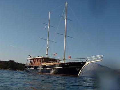 Andrea (code:PLA 800) - Split - Charter boten Kroatië