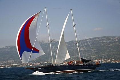 Fortuna Dalmatia (code:PLA 805) - Split - Czarter statki Chorwacja