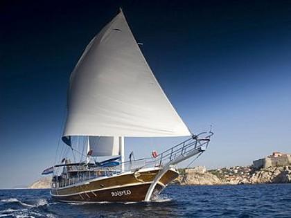 Anđeo (code:PLA 803) - Split - Charter boten Kroatië