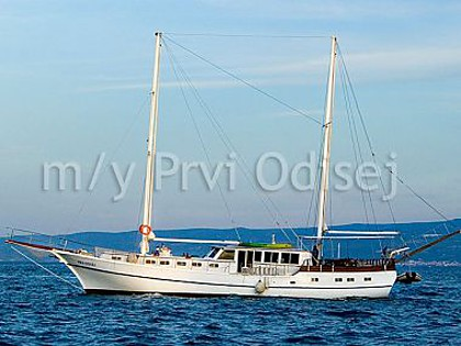 Prvi Odisej (code:PLA 804) - Split - Czarter statki Chorwacja