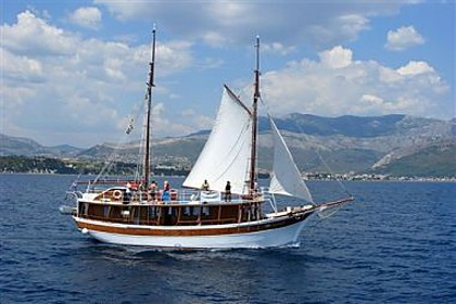 Mihovil (code:PLA 814) - Split - Charter embarcation Croatie